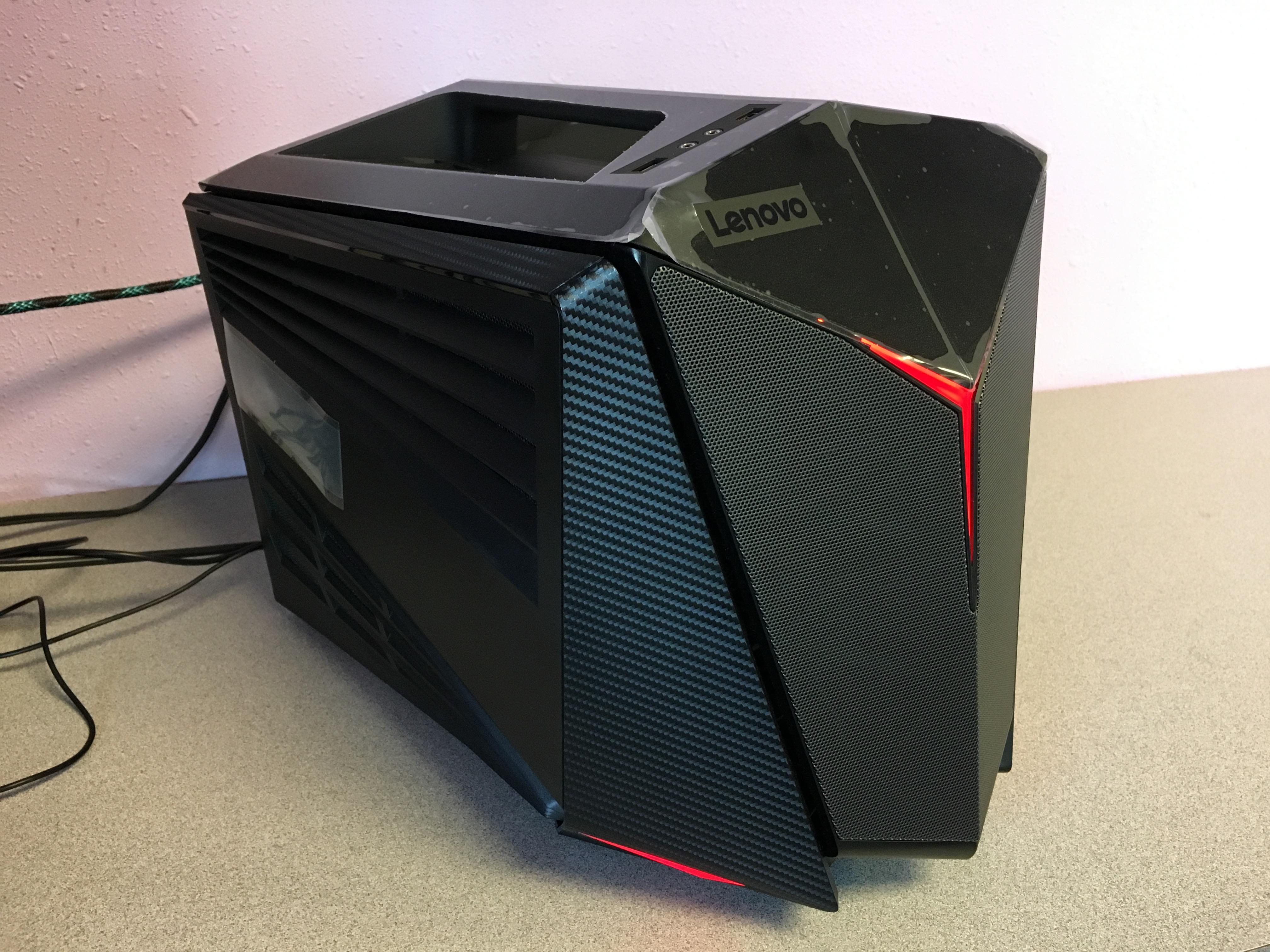 Lenovo Gaming Desktop