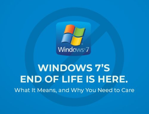 Windows 7 will soon be significantly more at risk of ransomware